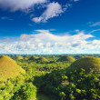 Chocolate Hills — Stock Photo #5220836