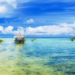 Tropical panorama - Stockfoto