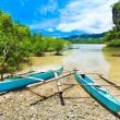 Philippine boat — Stock Photo #5259562