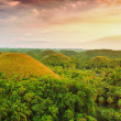 Chocolate Hills — Stockfoto #5279551