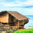 Stock Photo: Fisherman hut
