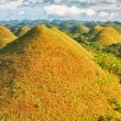 Chocolate Hills — Stock Photo #5376151