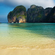 Tropical beach — Stock Photo #3948875