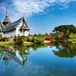 sanphet prasat Sarayı, Tayland — Stok fotoğraf