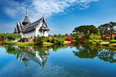 Sanphet Prasat Palace, Thailand — Stock Photo