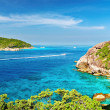 Similan islands, Thailand — Stock fotografie