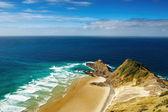 Cape Reinga, north edge of New Zealand — Stock Photo