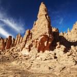 Sahara Desert, Tassili N'Ajjer, Algeria — Stock Photo