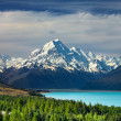 Mount Cook, New Zealand — Stock Photo #4687852