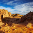 Sahara Desert — Stock Photo
