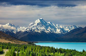 Mount Cook, New Zealand — Stock Photo