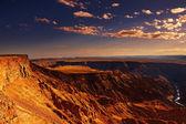 Fish river canyon, namibië — Stockfoto