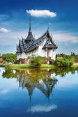 Sanphet prasat palác, thajsko — Stock fotografie