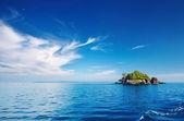 Tropical island, Thailand — Stock Photo