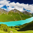 Mountain lake — Stock Photo #4913277