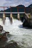 Water-power plant — Stock Photo