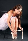 Ballerina. — ストック写真