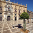 Stock Photo: Historical building in Granada, Spain