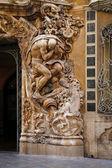 паласио дель маркес де дос агуас, валенсия, испания — Стоковое фото