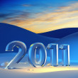 New year 2011 — Stock Photo #4339040