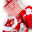 Christmas gifts — Stock Photo #4039823