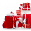 Christmas gifts — Stock Photo #4039849