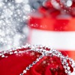 Christmas gifts , macro shoot — Stock Photo #4129668