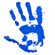 Handprint — Stock Photo #4951923