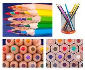 Color pencil. — Stock Photo