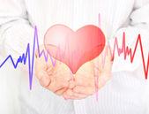 Heart. — Stockfoto