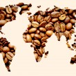 Coffee world concept - Stock Photo