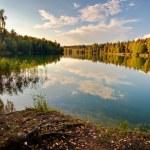 Lago outonal — Foto Stock #4214766