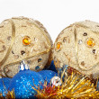 Christmas decorations — Stock Photo #5041236