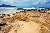 Exotic tropical beach — Foto Stock