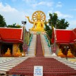 Big buddha statue on koh samui - Stockfoto
