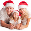 Happy family — Stock Photo #4705907