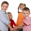 Group of children - Stock Photo