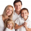 happy family — Stock Photo #5164011