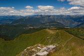 View from Monte Generoso — Stock Photo