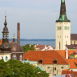 Tallinn. Estonia - Stock Photo