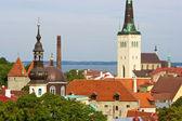 Tallinn. Estonia — Stock Photo
