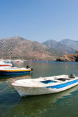 Boats, Crete — Stock Photo