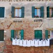 Royalty-Free Stock Photo: Venice laundry