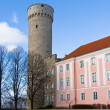 Toompea. Tallinn, Estonia — Stock Photo