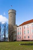 Toompea. Tallinn, Estonia — Stock Photo