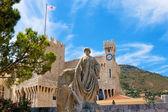Prince's Palace in Monaco — Stock fotografie