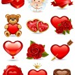 Royalty-Free Stock Imagem Vetorial: Valentine