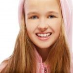 Blonde child girl — Stock Photo #3947481