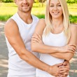 Young couple — Stock Photo #4087208