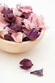 Dry flower mix — Stock Photo